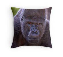 Sour Apes Throw Pillow