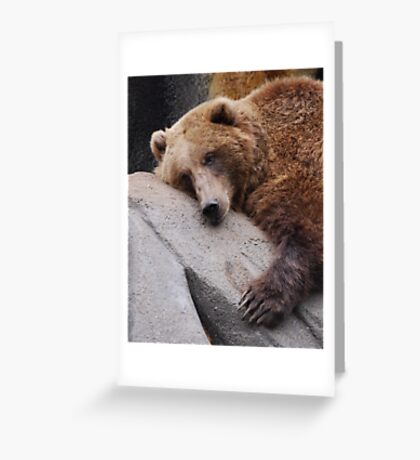 Sad & Lonely.............. Greeting Card