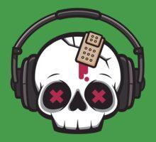 Skull Rock One Piece - Short Sleeve