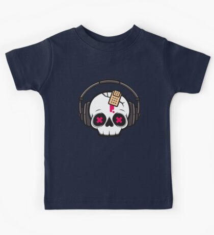 Skull Rock Kids Tee