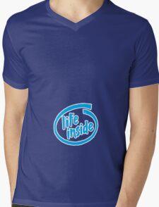 life inside - male Mens V-Neck T-Shirt