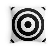 Bullseye Extended Throw Pillow