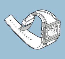Digital Watch by subbyzero