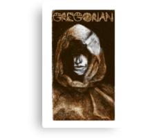 Gregorian Monk Canvas Print
