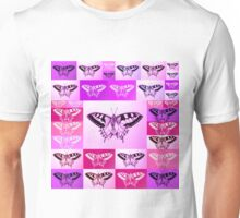 Pink and purple 2 Unisex T-Shirt