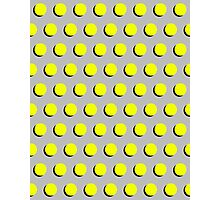 Clementine - Dots, Classic, Fluro, Neon, Bright, Summer, Pattern Cell Phone Case Photographic Print