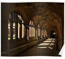 Cloisters Poster