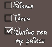 waiting for my prince by FrascaDesigns