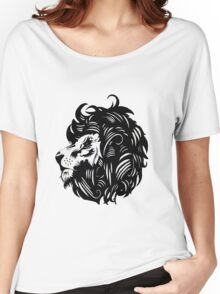 luscious lion  Women's Relaxed Fit T-Shirt