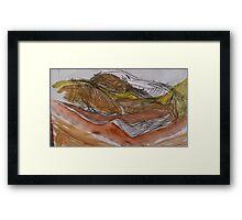 landscape 16.02.15 (1) Framed Print
