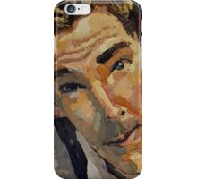 Benedict - Cumberbatch  iPhone Case/Skin