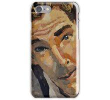 Benedict - Cumberbatch  iPhone Case/Skin