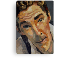 Benedict - Cumberbatch  Canvas Print
