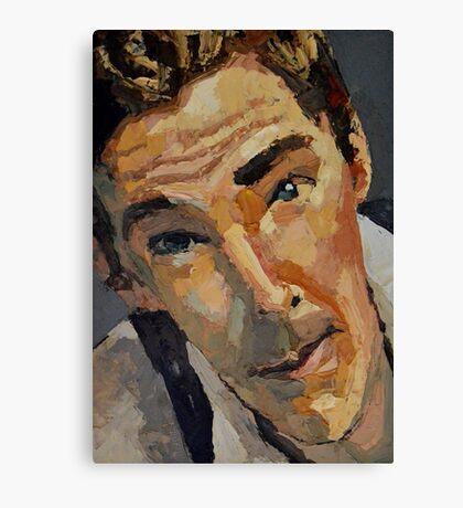 Benedict - Cumberbatch  Canvas Print