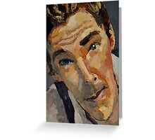 Benedict - Cumberbatch  Greeting Card