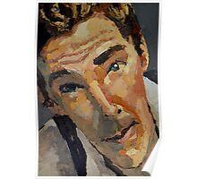 Benedict - Cumberbatch  Poster