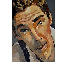 Benedict - Cumberbatch  Photographic Print