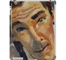 Benedict - Cumberbatch  iPad Case/Skin
