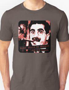 Groucho Marx - Women T-Shirt