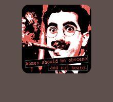 Groucho Marx - Women Unisex T-Shirt