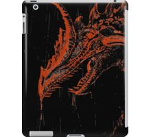 Smaug (blood red ) iPad Case/Skin