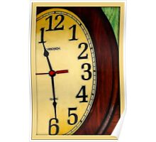 Half Time Poster