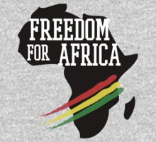 FREEDOM FOR AFRICA by Indayahlove