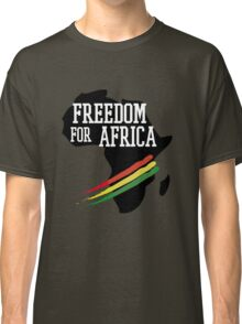 FREEDOM FOR AFRICA Classic T-Shirt