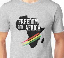 FREEDOM FOR AFRICA Unisex T-Shirt