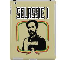 Selassie I iPad Case/Skin