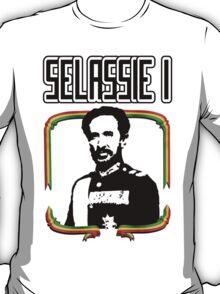 Selassie I T-Shirt
