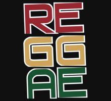 REGGAE One Piece - Short Sleeve