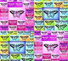 Butterfly Empire by cathyjacobs