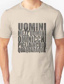 Italian culture T-Shirt