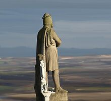 Robert the Bruce  (King of Scotland) by Alan Findlater