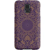 Indigo Home Medallion  Samsung Galaxy Case/Skin