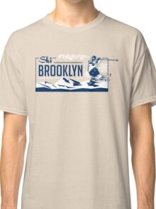 SKI BROOKLYN Classic T-Shirt