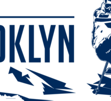 SKI BROOKLYN Sticker