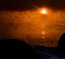 Subzero Sunrise by DavidHoefer