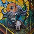 Chinese Zodiac - Buffalo by Colleen D. Gjefle