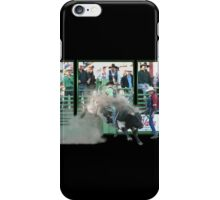 Bull it - Framed iPhone Case/Skin