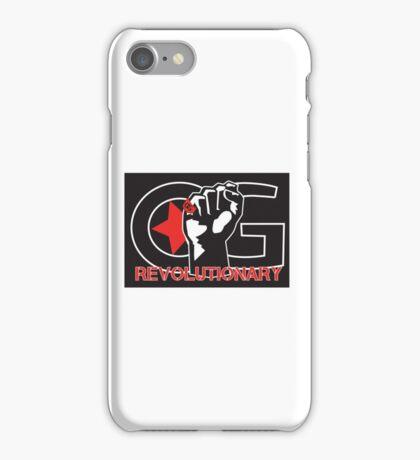 OG Revolutionary iPhone Case/Skin