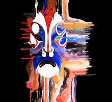 The Mask by theblackdavinci