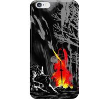 Fate of the undead iPhone Case/Skin