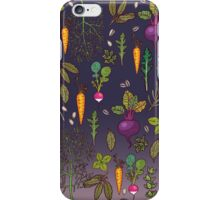 Gardener's dream iPhone Case/Skin