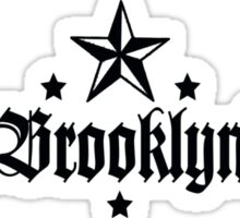 BROOKLYN BIRDS Sticker