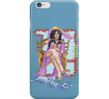 Tarot Queen of Cups  iPhone Case/Skin