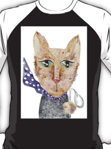 Matrix cat T-Shirt