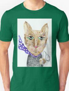 Matrix cat Unisex T-Shirt