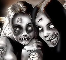 Ghoul friends by yvonne willemsen